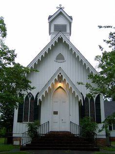Old Country Churches, Old Churches, Scenic Photography, Night Photography, Photography Tips, Landscape Photography, Beautiful Buildings, Beautiful Places, My Father's House
