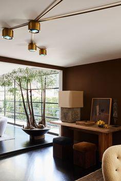 Interior And Exterior, Interior Design, Room Interior, Living Area, Living Room, 1950s House, Japanese Interior, Fireplace Wall, Step Inside