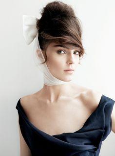 ☆ Kati Nescher | Photography by Patrick Demarchelier | For Vogue Magazine UK | February 2013 ☆ #Kati_Nescher #Patrick_Demarchelier #Vogue #2013