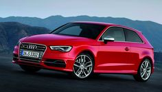 10 Beautiful Audi S3 Front Side Angle Photo