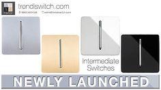 Trendi Switch - Modern Glossy Light Switches and Sockets | eBay