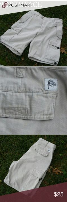 Mens Northface cargo shorts Bice shorts excellent condition Shorts Cargo
