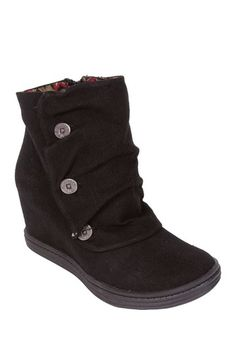 In search of the perfect fall boot: Blowfish Malibu Tabbit Boot on HauteLook