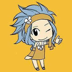 Levy Mcgarden - Fairy Tail ~ DarksideAnime … | Pinteres…