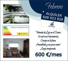 Vivienda de Lujo, pleno centro de Alicante. #alquiler #alicante #inmobiliaria #incivitas