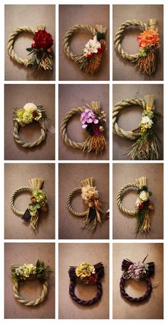 Ikat, Floral Arrangements, Christmas Wreaths, Diy And Crafts, Handmade, Home, Make Fabric Flowers, Flower Fabric, Center Pieces