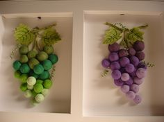 paper quilled fruits - Google Search