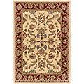 Cream/Brown Oriental Rug (7'9' x 9'9') $176.79