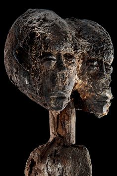 Vodun:African Voodoo is an exhibition of the amazing private collection of Voodoo art collated by African and tribal art expert Jacques Kerchache. African Voodoo, Tribal Art, Lion Sculpture, Statue, Spiritual, Objects, Film, Craft, Black
