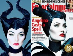How and What You Need To Look Like Angelina Jolie as Maleficent: