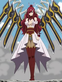 Erza Ataraxia Armor by Berg-anime on DeviantArtYou can find Erza scarlet and more on our website.Erza Ataraxia Armor by Berg-anime on DeviantArt Fairy Tail Erza Scarlet, Fairy Tail Gray, Fairy Tail Nalu, Fairy Tail Meredy, Erza Scarlet Armor, Fairy Tail Loki, Art Fairy Tail, Fairy Tail Quotes, Fairy Tail Guild