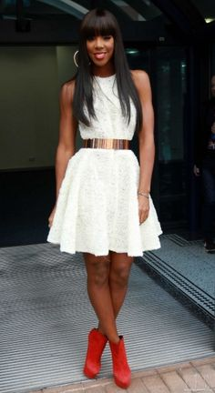 Kelly Rowland - Cute