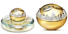 Golden Delicious Million Dollar Fragrance Bottle da DKNY