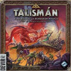 Talisman, juego para Padres