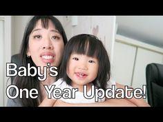 Baby's One Year Update! | #piecesofm