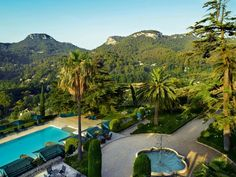 Most Excellent Hotel: Gran Hotel Son Net - Mallorca, Spain. #CNJAwards #Hotel From the publishers of Vogue, GQ & Glamour.