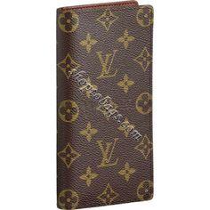 Louis Vuitton Monogram Canvas Porte Valeurs Organizer M61823