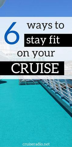 #fitness #cruise #health #travel #cruising #vacation
