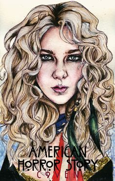 Misty Day ~ AHS: Coven by Vooce & Kat