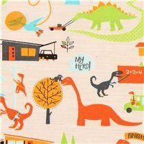 Timeless Treasures Dino Fabric