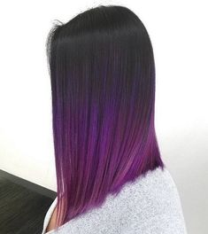 hair inspiration straight Phenomenal piece of writing hair ideas straight the link for more info hair ideas straight Hair Color Purple, Hair Dye Colors, Cool Hair Color, Violet Hair Colors, Pink Hair, Hair Streaks, Hair Highlights, Angled Bob Hairstyles, Cool Hairstyles
