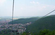 Urlaub #Deutschland #Harz Brocken Seilbahn