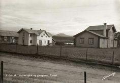 Hedmark fylke Tynset. Nytrøa gård og gjestgiveri 1950-tallet utg Normann
