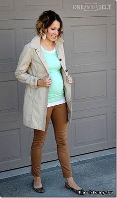Street Style: стильные мамочки