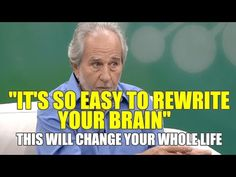 Bruce Lipton reveals how stress slowly steeling your life away. Learn this before it's too late. ✍️ Check out Dr. Bruce Lipton's LIFE CHANGING Books✍️ 👉 T. Biology Of Belief, Life Changing Books, Best Doctors, Mind Power, Lipton, Mind Body Soul, Subconscious Mind, Spiritual Awakening, Self Development