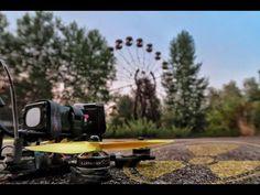 ❝ Carrera de drones cerca de Chernóbil [VÍDEO] ❞ ↪ Puedes verlo en: www.proZesa.com