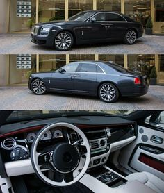 Best classic cars and more! Bentley Rolls Royce, Rolls Royce Cars, Rolls Royce Black, Rolls Royce Cullinan, British Sports Cars, Best Muscle Cars, Best Classic Cars, Car Storage, Maybach