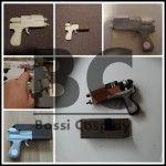 Hera Syndulla - Blaster - Zbraň