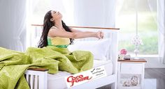 Cocofoam Coir mattress, a 100% natural product is perfect for people who prefer firm material, as it provides excellent support to the back. This mattress type facilitates air circulation and exudes a cool sensation due to the hygroscopic material that absorbs moisture from the air. Call for best price. 09717133188 OR Visit us at: www.cocofoam.in Mattress Springs, Coir, Good Sleep, How To Fall Asleep, Elliptical Machines, Benefit, Type, Awesome, Natural