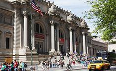 Metropolitan Museum of Art: acervo permanente de quase 2 milhões de obras | foto: nycgo.com/Marley White