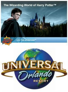 Harry Potter at Universal Orlando on Having Fun Saving