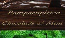 Chocolade & Mint - pompoenmetpit