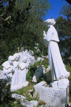 Apparition site of the Angel of God to the Fatima Children Francisco, Jacinta and Lucia