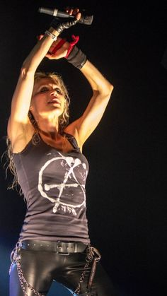 Angela Gossow, Arch Enemy, Heavy Metal, Style, Fashion, Swag, Moda, Heavy Metal Music, Fashion Styles