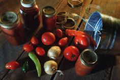 Novice canning article with quotes from Get Real contributor Rachel of Hounds In The Kitchen.