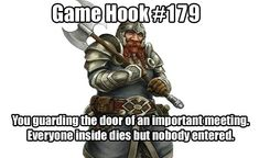 campaign ideas Hook by the_mouth_and_his_art . In Roman times, if someone under your care was killed your life was forfeit as well. Next Steps: Is there a sign of how they were killed How much time do you have until the murders are discovered Dungeons And Dragons Characters, D&d Dungeons And Dragons, Dnd Stories, Dungeon Master's Guide, Dnd Funny, Dnd 5e Homebrew, Dragon Memes, Dungeons And Dragons Homebrew, Tabletop Games