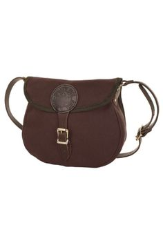Bohemian Classic Burgundy Canvas Satchel Made in the USA by Duluth Pack