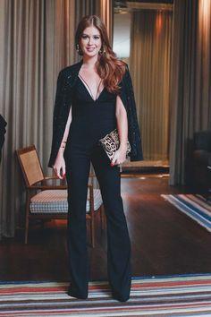 Look Top da Semana: Marina Ruy Barbosa Fashion Night, Girl Fashion, Fashion Outfits, Moda Fashion, Moda Formal, Fashion Beauty, Fashion Looks, Brown Eyed Girls, Looks Black