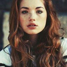 Rose Weasley- Gryffindor.