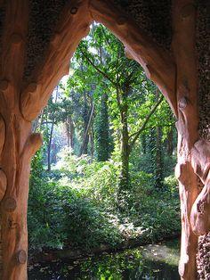 Coreto Parque Lage Jardim Botânico Rio de Janeiro Por dentro | Flickr - Photo Sharing!