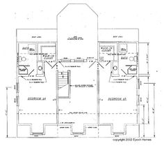 Gambrel House Plans Gambrel type economical house plans houses