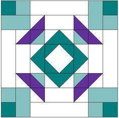 The Big Countdown to Paducah: 16″ Block Fourteen – aqsquilt.com