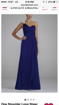 Bridesmaid dress!