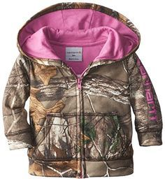 Carhartt for girs with pink and camo to freaking cute