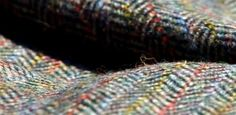 """Genuine Harris Tweed is hand-spun and hand-woven at home by Outer Hebridean islanders. Against the modern curses of fast fashion and throwaway culture, as they say in the film, """"If ever there is a time to wrap ourselves in this beautiful, sustainable ethnic British cloth it's now."""" from the documentary series Tweed originally produced by the BBC."""