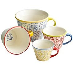 love these measuring cups!